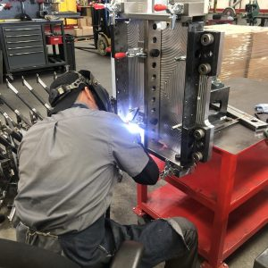 Precision Welding & Fabrication_Gallery_111. Welding in Fixture